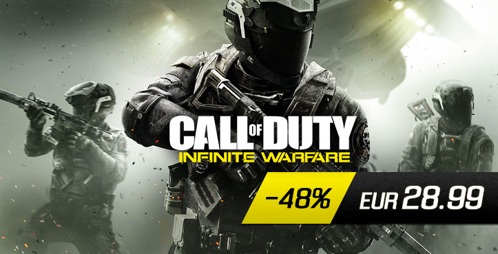 SCDkey Call of Duty Infinite Warfare