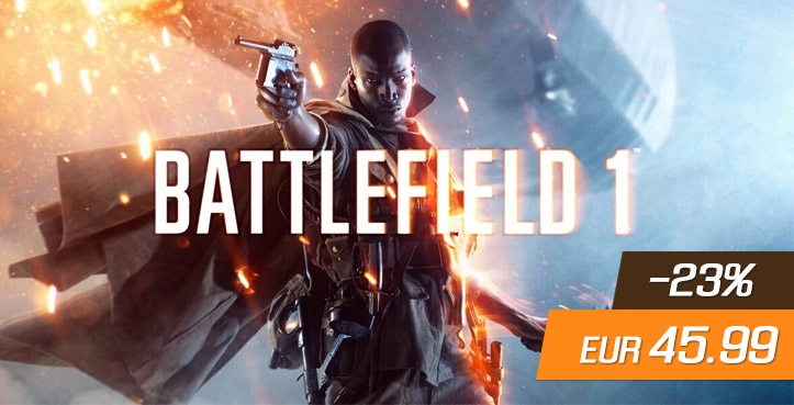 SCDkey Battlefield 1 Origin CD Key