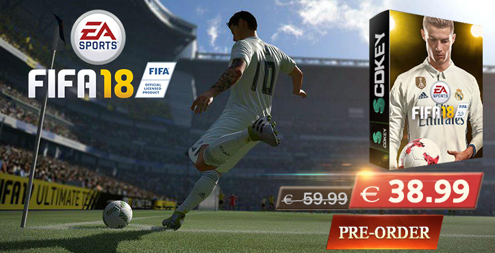 FIFA18 PC