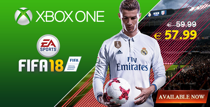 FIFA18 XBOX
