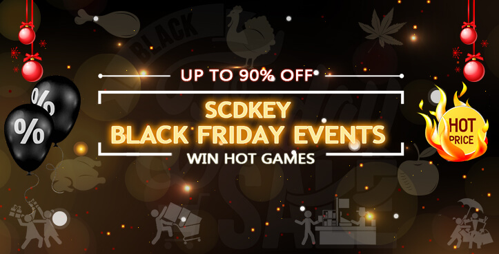 SCDKEY BLACK FRIDAY EVENTS