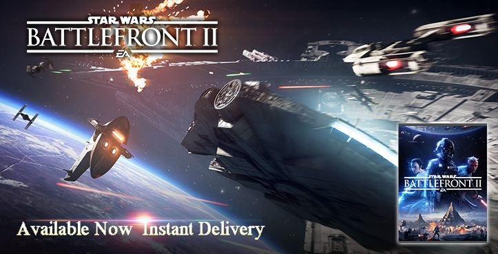SCDKEY STAR WARS BATTLEFRONT 2