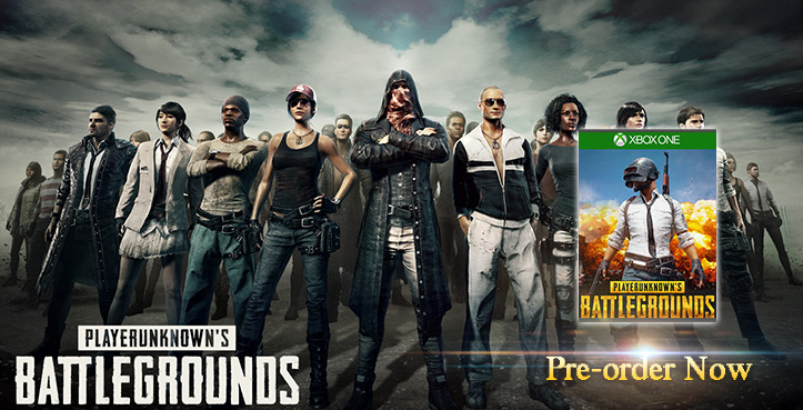 SCDKEY PLAYERUNKNOWNS BATTLEGROUNDS XBOX