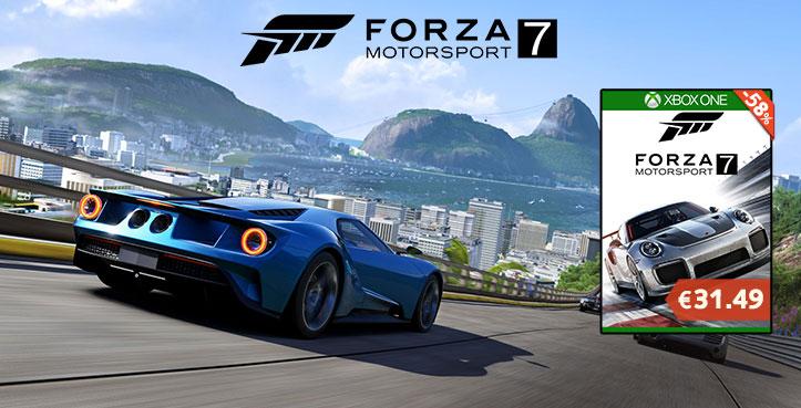 SCDKEY Forza Motorsport 7