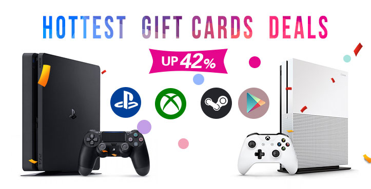 Hottes Gift Card Deals