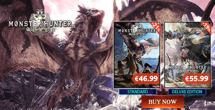 SCDKey monster hunter world