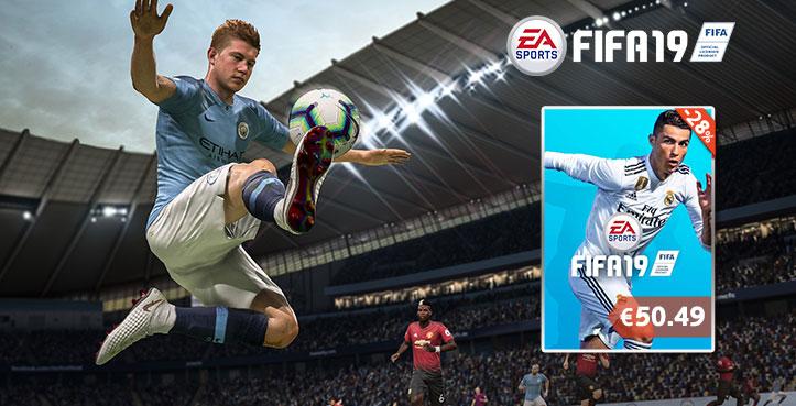 SCDKey FIFA 19