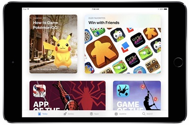 The tenth Anniversary of App Store