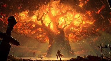 With the battle for Azeroth Blizzard provoked a real war. Can you let it burn?