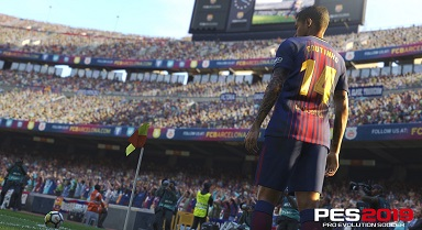 Pro Evolution Soccer 2019's New Features