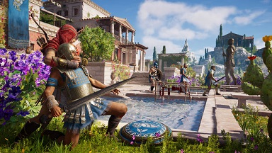 Assassin's Creed Odyssey: A game feast that cannot be missed