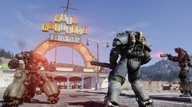 Fallout 76 got an Important Patch
