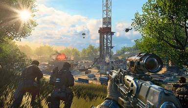 'Call of Duty: Black Ops 4' Update Nerfs Zero