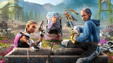 Watch the full biography of Far Cry New Dawn