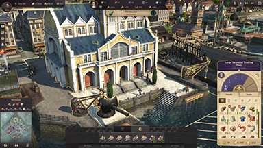 How to forge a burgeoning Empire in Anno 1800