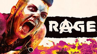 RAGE 2: Driving By, Shooting