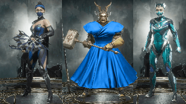 Mortal Kombat 11 version 1.06 update adds some simple new features