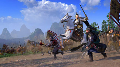 The next patch of Total War Three Kingdoms focuses on families and courts