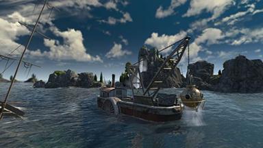 Find sunken treasures in the first DLC Anno 1800