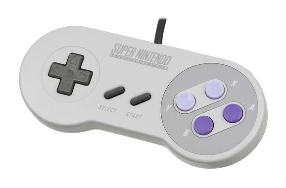 The Nintendo Switch may soon get official wireless Super Nintendo controllers