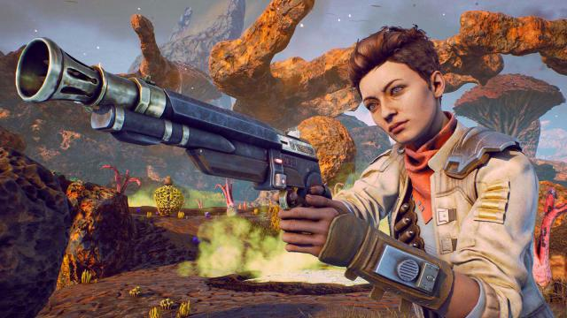 The Outer Worlds Out Now for the PS4, Xbox One, PC, and Xbox Game Pass