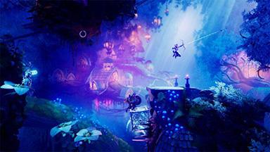 Trine 4: Nightmare Prince - Gorgeous puzzle platform