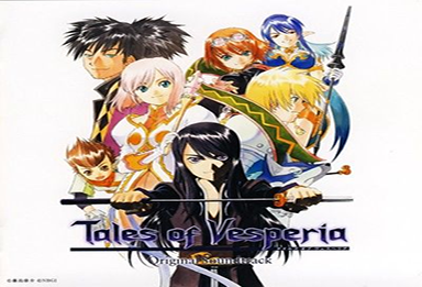 Great Tales Game-Tales of Vesperia