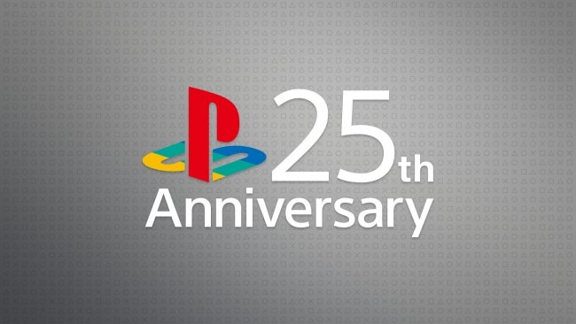 Sony Launching a 'Series of Celebrations' All Week Long for PlayStation's 25th Anniversary