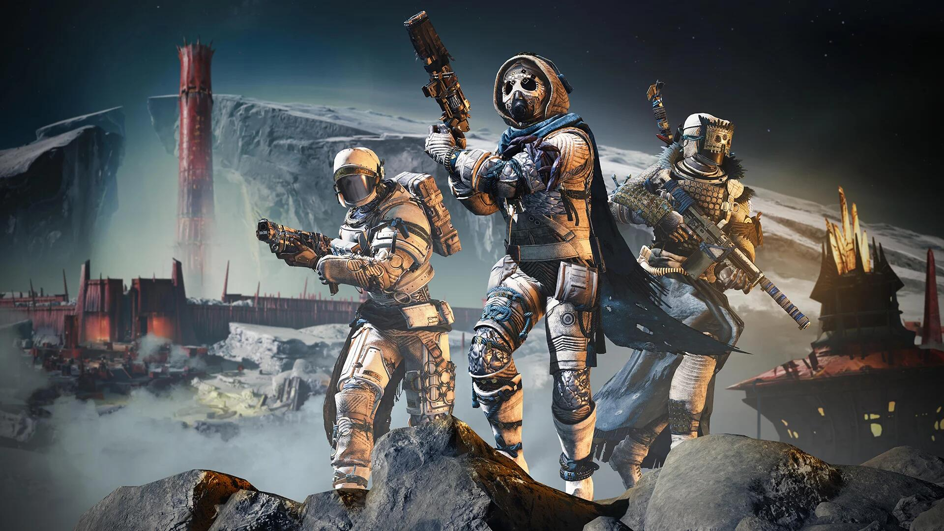 Get ready for five more years of Destiny 2