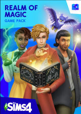 Official The Sims 4 Realm of Magic Origin CD Key Global