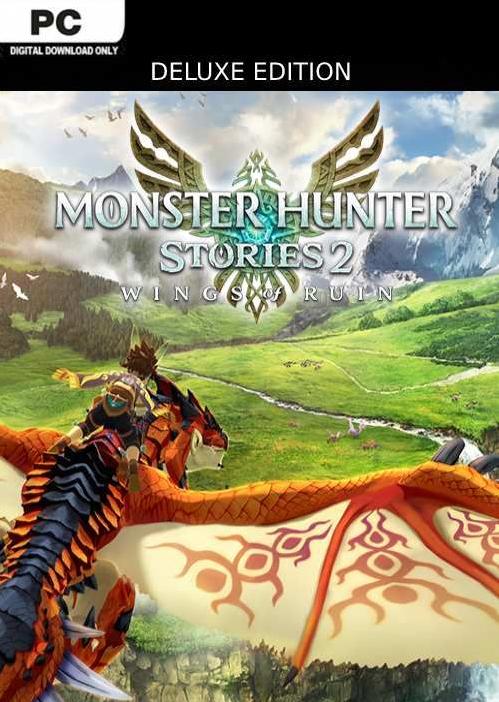 Monster Hunter Stories 2: Wings of Ruin Deluxe Edition Steam CD Key Global