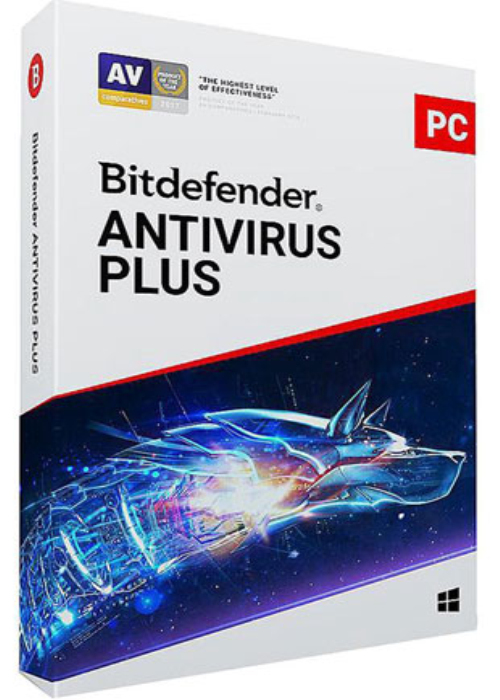 Bitdefender Antivirus Plus 2020 1 PC 1 Year Key Global