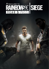 Official Tom Clancys Rainbow Six Siege Year 5 Pass DLC UPLAY KEY EU