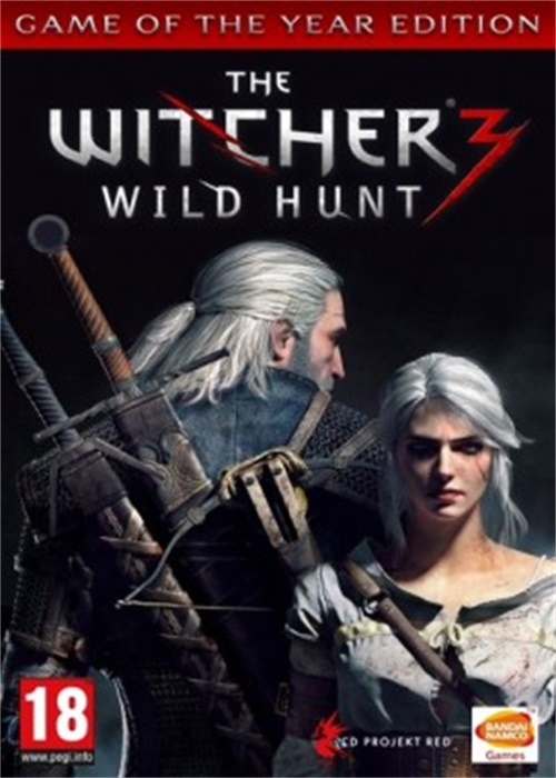 The Witcher 3 Wild Hunt GOTY Edition GOG CD Key