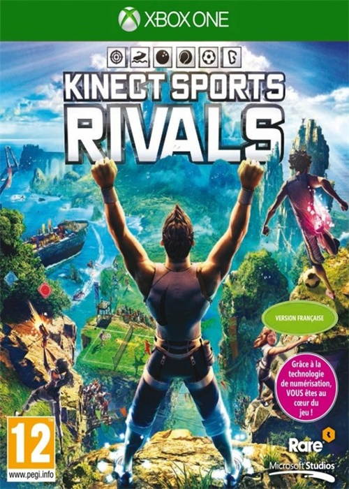 Kinect Sports Rivals Xbox One Full