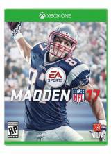 SCDKey.com, Madden NFL 17 XBOX ONE Digital Code