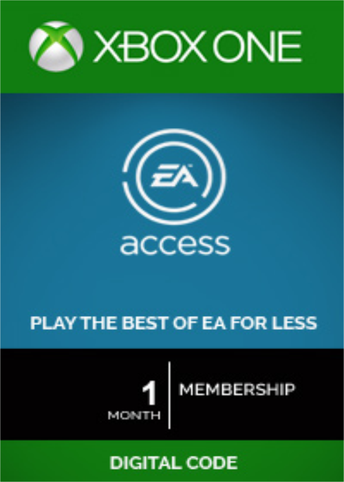 EA Access 1 Monat Gamecard Xbox One