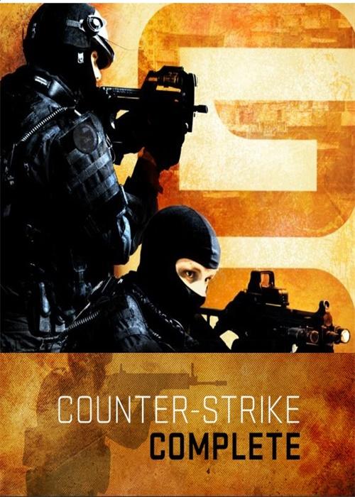 Counter Strike Complete Steam CD Key