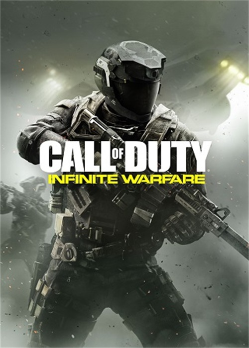 Call of Duty Infinite Warfare STEAM CD KEY EU