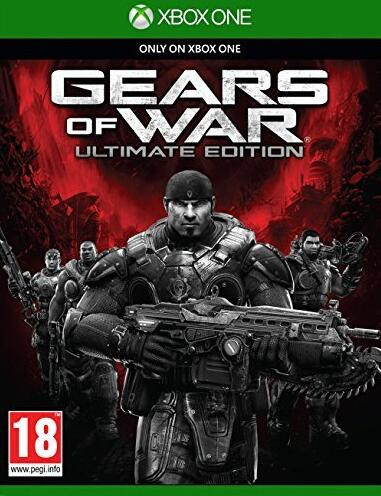 Gears of War Ultimate Edition Xbox One Digital Code