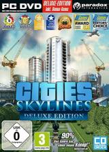 SCDKey.com, Cities Skylines Deluxe Edition STEAM CD-KEY GLOBAL