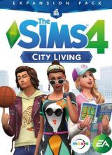 Official The Sims 4 City Living Origin CD Key