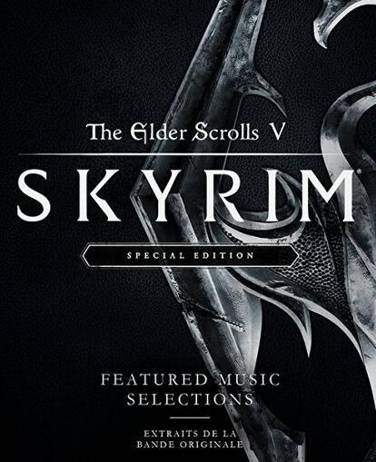 The Elder Scrolls V : Skyrim Special Edition Steam CD Game Key