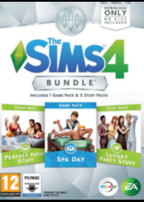 The Sims 4 Bundle 1 DLC Origin CD Key