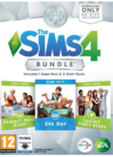 SCDKey.com, The Sims 4 Bundle 1 DLC Origin CD Key