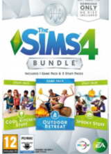 SCDKey.com, The Sims 4 Bundle Pack 2 DLC Origin CD Key