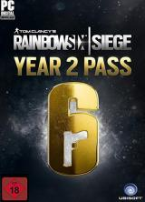 Official Tom Clancy's Rainbow Six Siege Year 2 Pass DLC UPLAY CD KEY GLOBAL