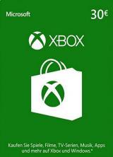 SCDKey.com, Xbox Live Prepaid Card 30 EURO Digital Code