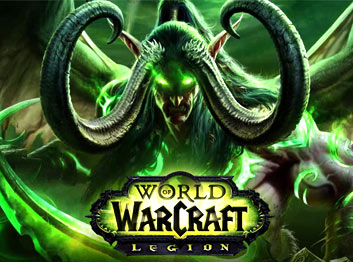 SCDKey.com, World Of Warcraft Expansion Legion EU CD-Key