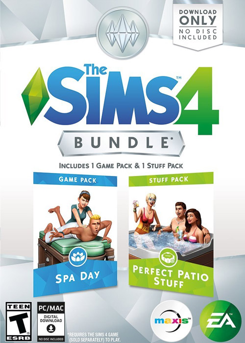 The Sims 4 Bundle 1 DLC Origin CD Key